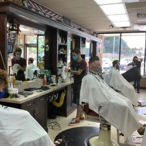 Barber Kyle - Men's Cut - Barber Will Barbershop - 595 Carlton St - St Catharines - 289 362 1000
