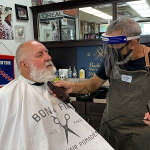 Barber Will - Beard Trim - Barber Will Barbershop - BarberShop - 595 Carlton St - St Catharines - 289 362 1000