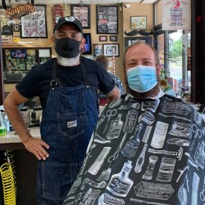 Barber Will - Shave an a Haircut - Barber Will Barbershop - barberwill.ca - 595 Carlton St - St Catharines - 289 362 1000