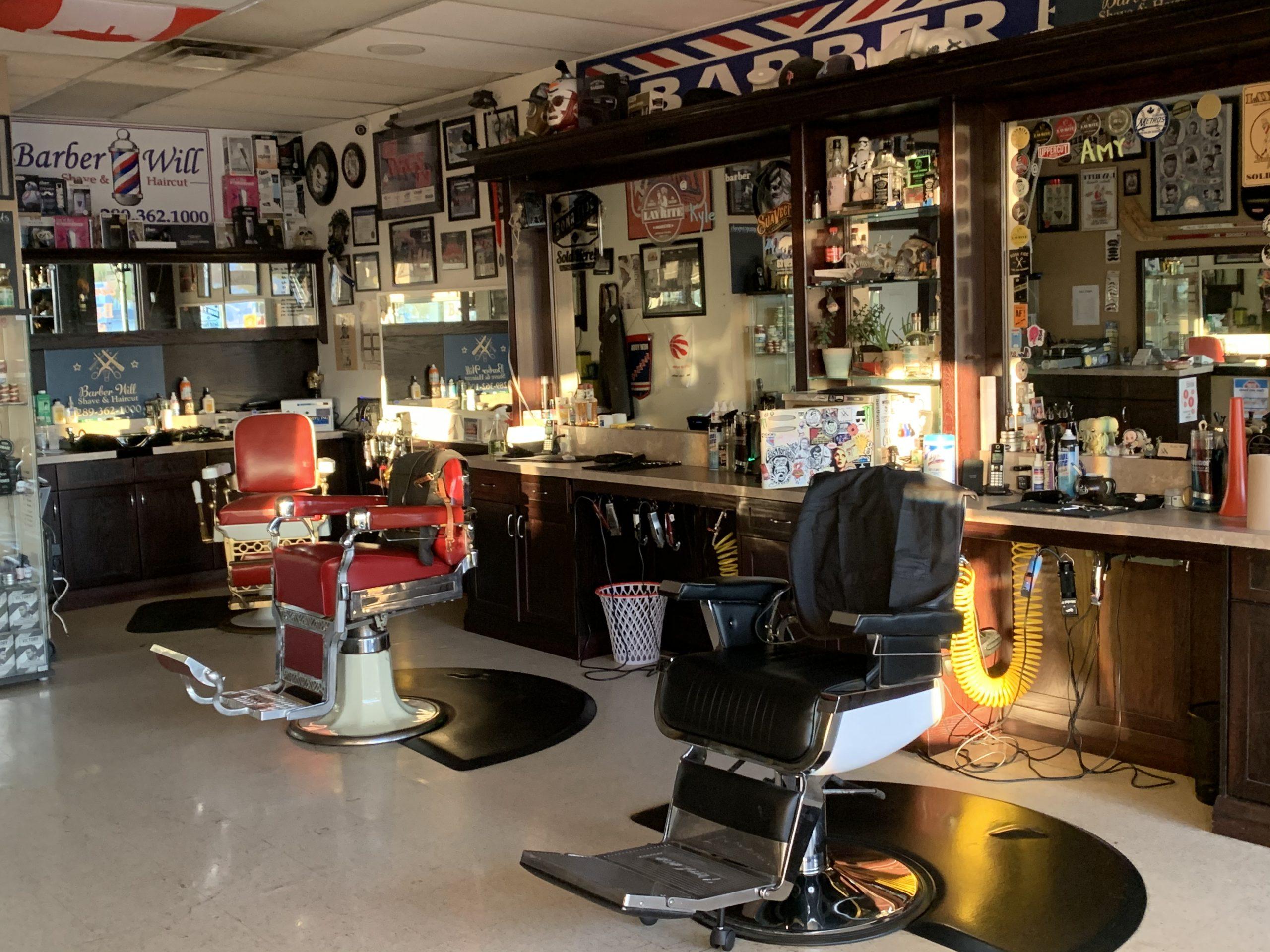 Barber Will Barbershop